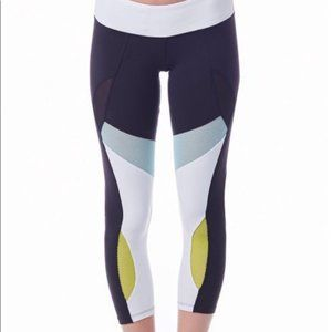 Splits59 Color Block Capri Leggings